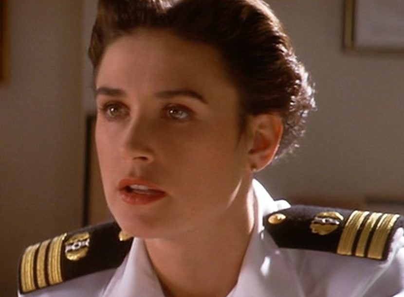 a few good men demi moore 01 snapseed orig e1616585369281 You Can't Handle These 10 Truths About A Few Good Men
