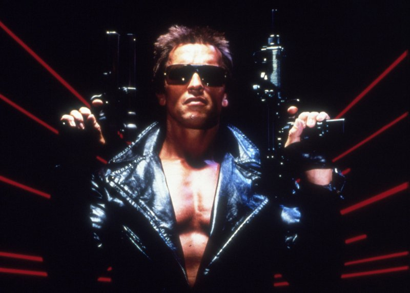a terminator 20 Fashions That Prove The 1980s Was The Greatest Decade