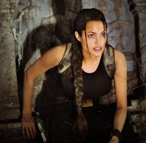 angelina jolie tomb raider girls wallpaper preview e1616682942245 20 Fascinating Facts About Angelina Jolie