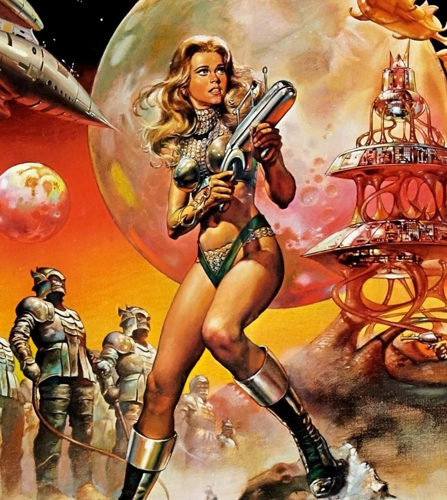 barbarella phone wallpaper e1581928715446 20 Superhero Movies That Were Made For Adults Only