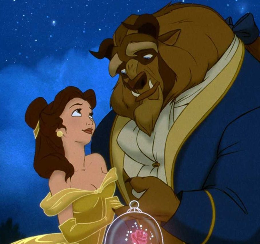 beauty and the beast 1991 e1597744785445 20 Great Movie Romances That Are Actually Deeply Problematic