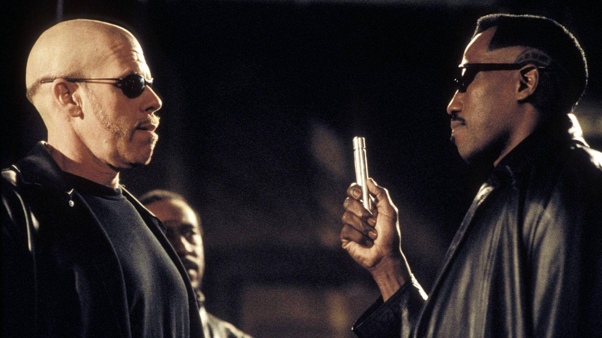 blade 2 ron perlman wesley snipes 20 Horror Sequels That Are Actually Better Than The Original