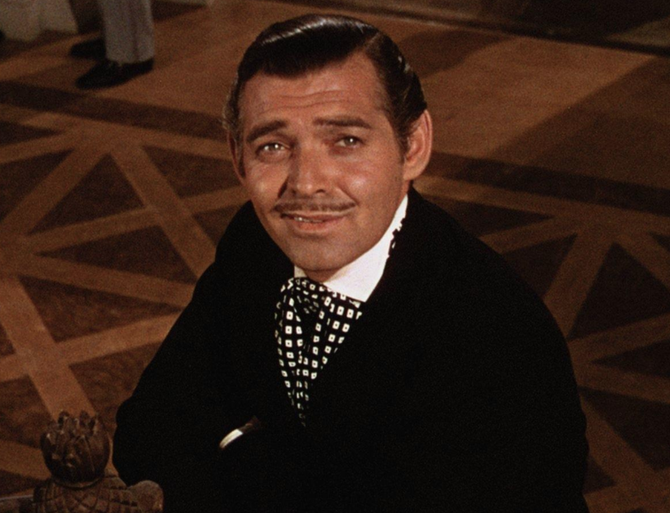 clark gable gone with the wind 1 e1615197212538 20 Rootin' Tootin' Facts About Kurt Russell's Tombstone