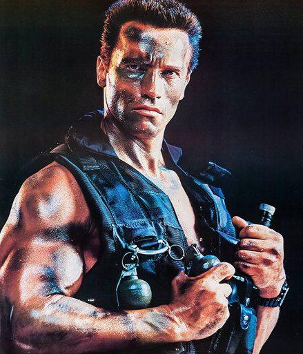 "commando e1582125496704 20 Best Arnold Schwarzenegger One-Liners That Aren't ""I'll Be Back"""