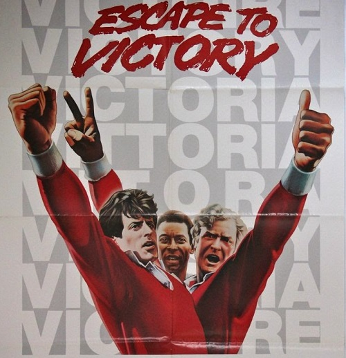 escape to victory original international one sheet 1981 597 p 20 Hollywood Hits You Didn't Know Were Remakes Of Foreign Films