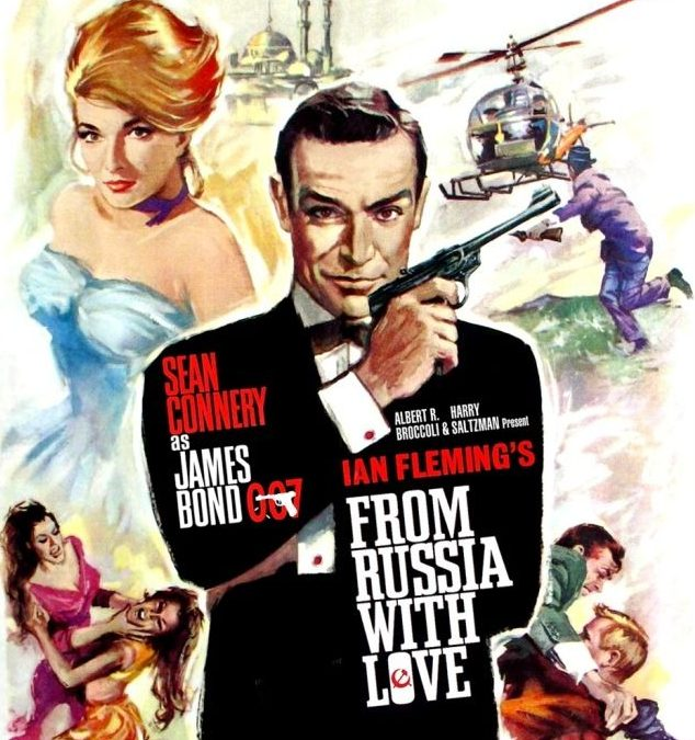 f6dcaa3a2c8dce05b5e1848e6f889911 e1582643882429 11 Of The Best James Bond Movies (And 10 Of The Worst)