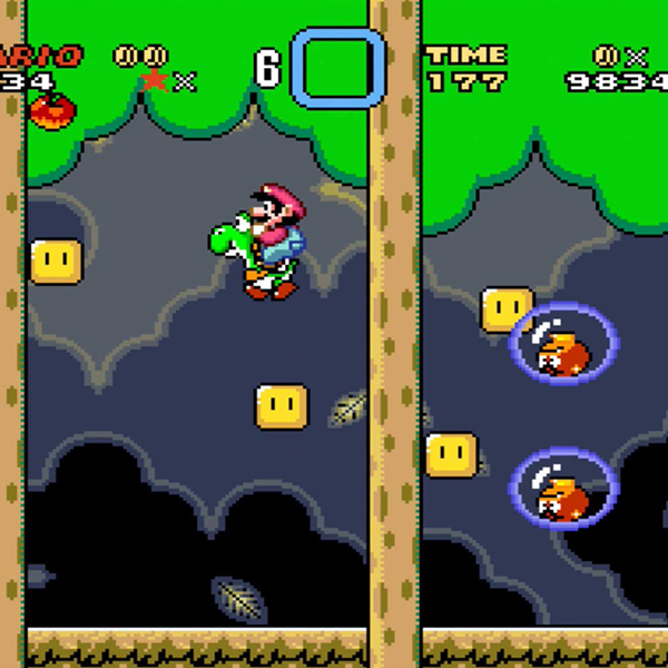 forest 20 Reasons Why Super Mario World Has Aged Better Than Super Mario Bros. 3