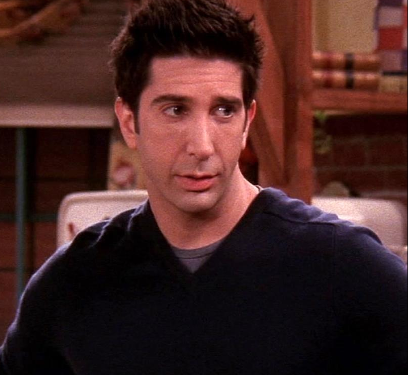 friends 35 e1621932838521 20 Reasons Why Ross In Friends Is Actually A Terrible Human Being