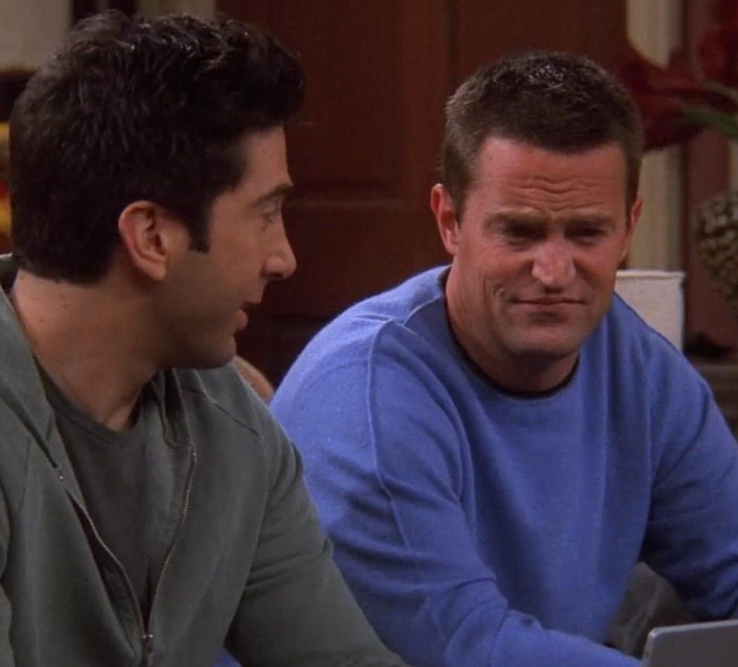 friends 36 e1621932886163 20 Reasons Why Ross In Friends Is Actually A Terrible Human Being