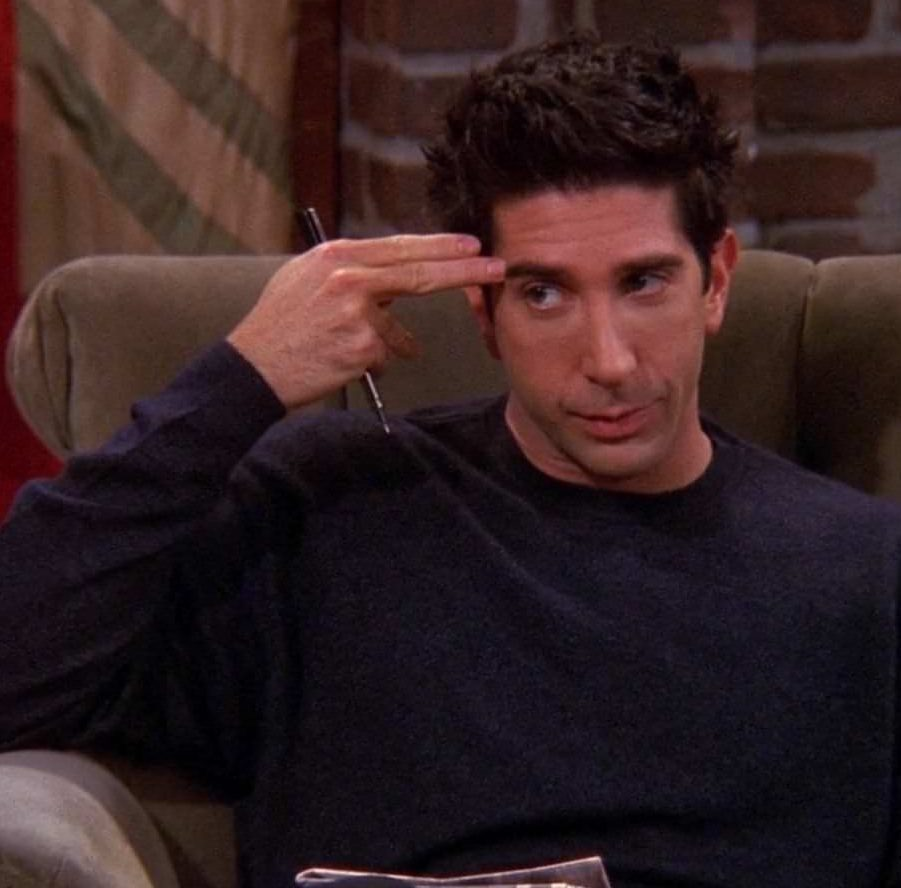 friends 47 e1621933360649 20 Reasons Why Ross In Friends Is Actually A Terrible Human Being