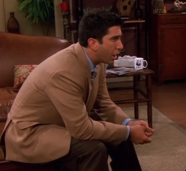 friends 70 e1621934044450 20 Reasons Why Ross In Friends Is Actually A Terrible Human Being