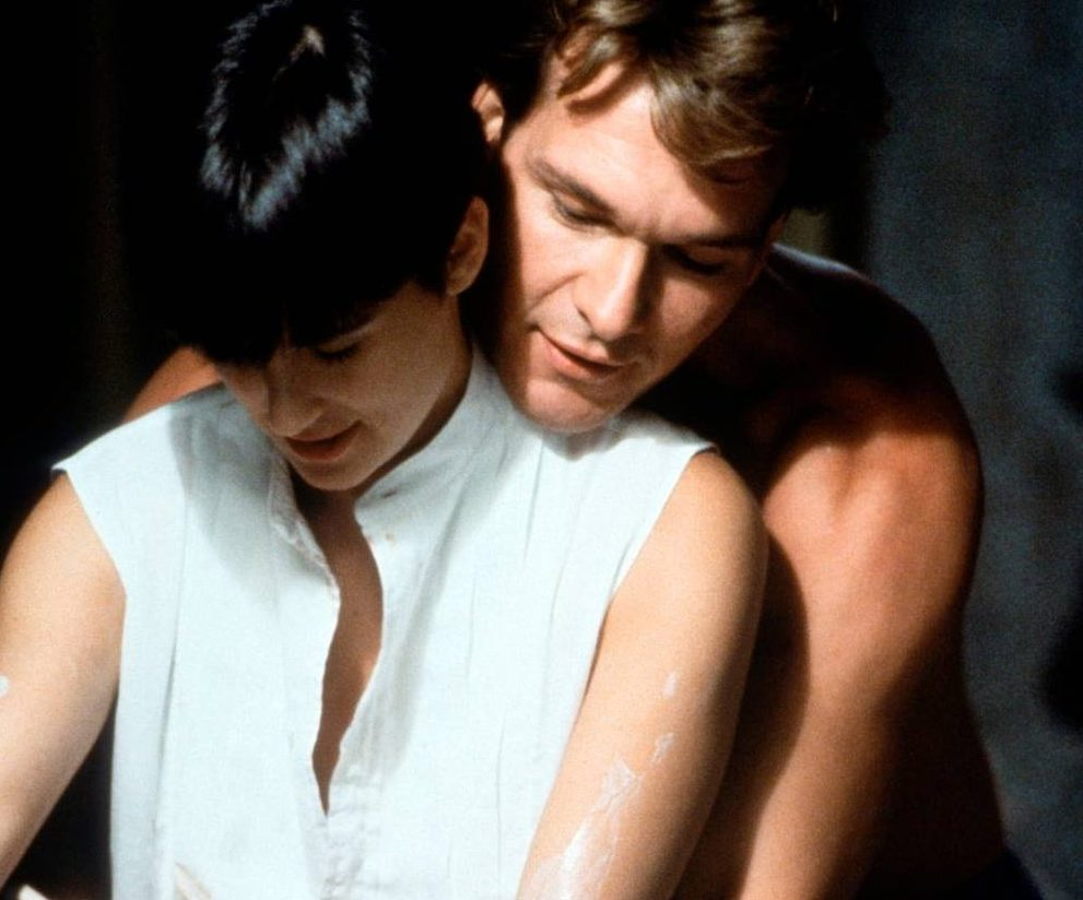 ghost en 1990 e1597745226159 20 Great Movie Romances That Are Actually Deeply Problematic