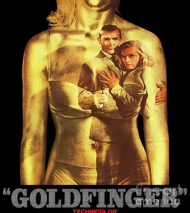 goldfinger 1964 kultur arts studios e1582644995447 11 Of The Best James Bond Movies (And 10 Of The Worst)