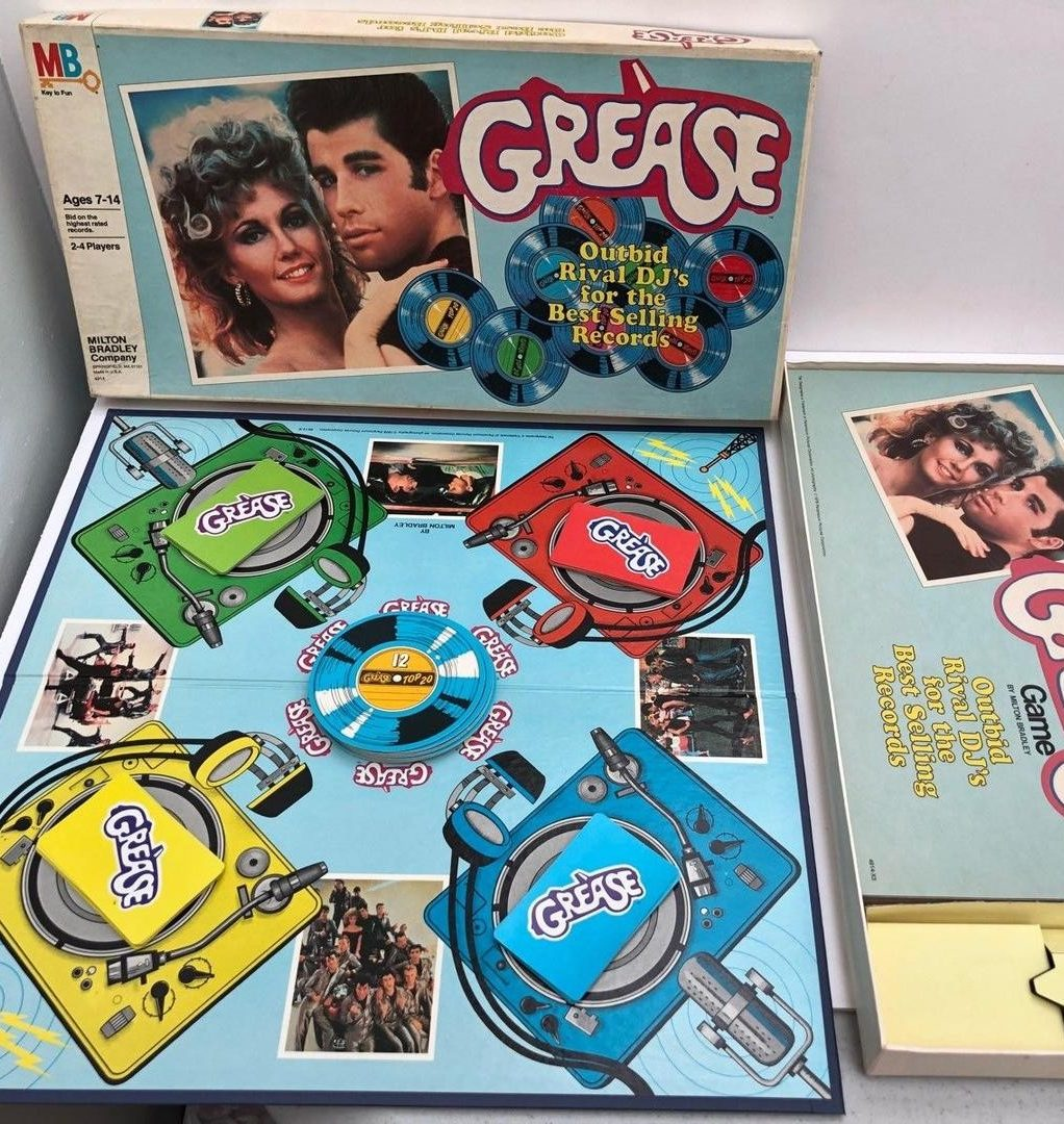 grease movie vintage board game 1978 1 bf0f8cca6fc3ab57e4209aaa0f85ea04 e1581672217810 20 Celebrities With Surprising Hobbies