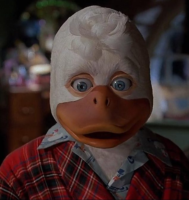 howard the duck 16 marvel movie picture.png e1584013420774 20 80s Movie Moments That Have Aged Horribly
