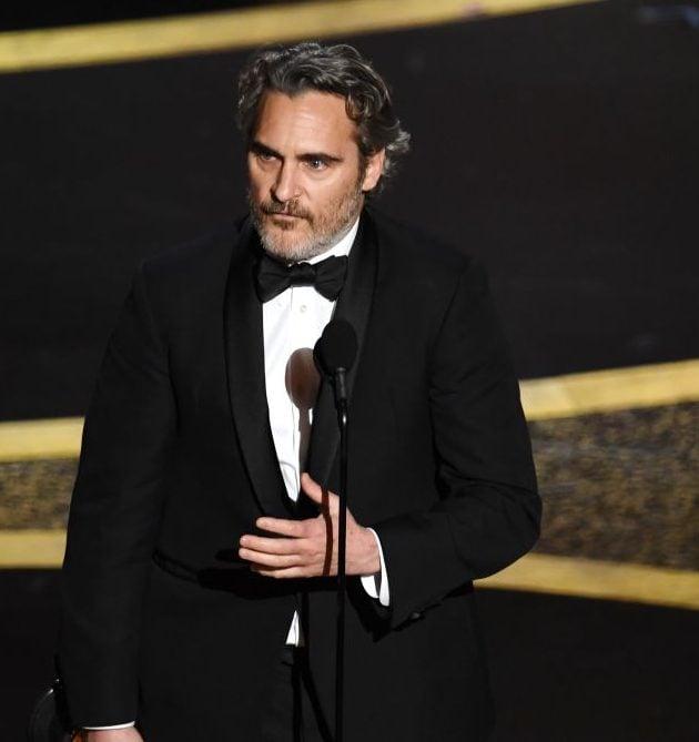 https cdn.cnn .com cnnnext dam assets 200209202525 joaquin phoenix e1581323423789 Joaquin Phoenix's Best Actor Oscar Speech On Veganism And Discrimination In Hollywood - In Full
