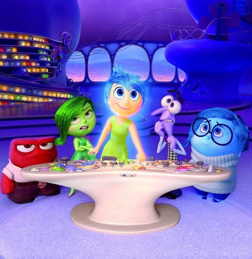 inside out 2015 006 anger disgust joy fear sadness with keyboard 20 Inappropriate Moments In Disney Films You Only Noticed As An Adult