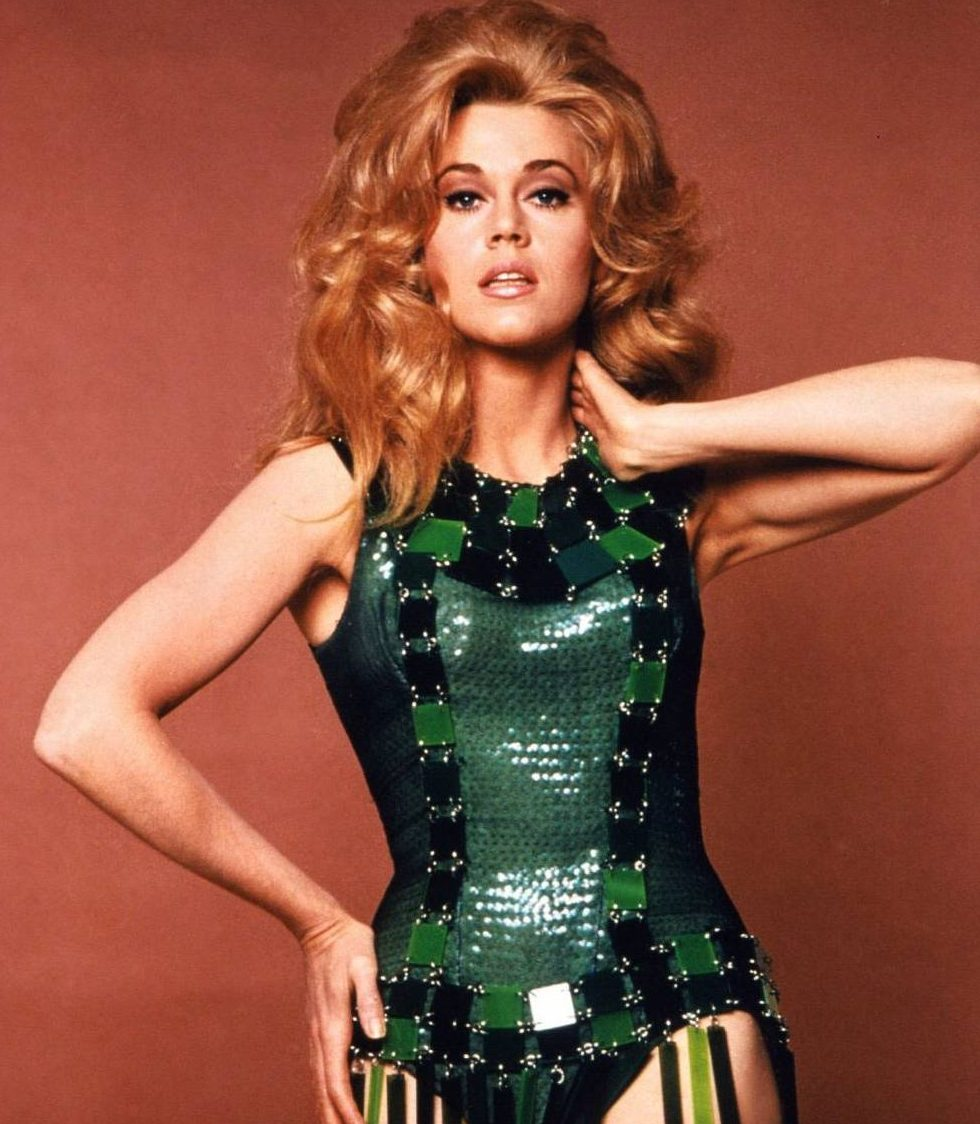 jane fonda is barbarella reviewed on prog464 com e1581929167619 20 Superhero Movies That Were Made For Adults Only