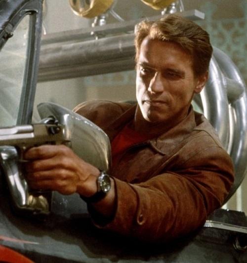 "last action hero 110 1200 1200 675 675 crop 000000 20 Best Arnold Schwarzenegger One-Liners That Aren't ""I'll Be Back"""