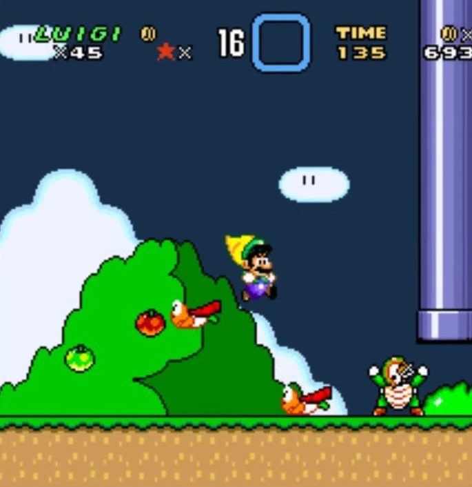 maxresdefault 6 e1581928917788 20 Reasons Why Super Mario World Has Aged Better Than Super Mario Bros. 3
