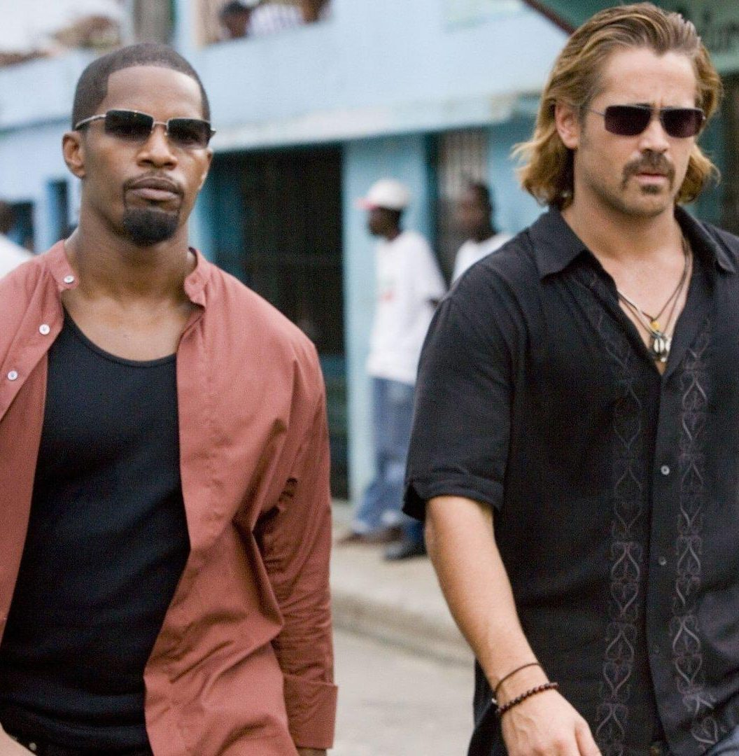 miami vice 2006 e1582294029415 20 TV-To-Movie Adaptations That Were Nothing Like The Series They Were Based On