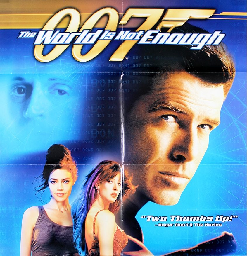 poster TWINE french POS dvd2 e1582718739351 11 Of The Best James Bond Movies (And 10 Of The Worst)