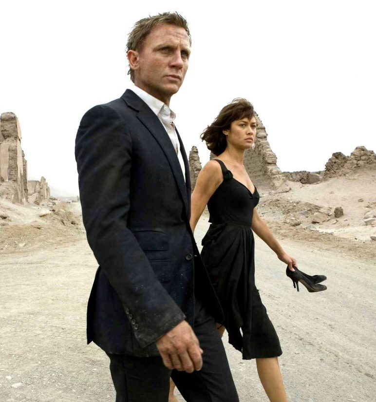 quantum of solace 1108x0 c default e1582724515832 11 Of The Best James Bond Movies (And 10 Of The Worst)