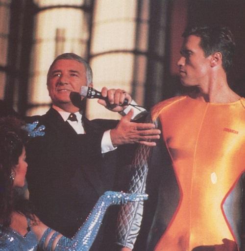"""running man killian ben richards 20 Best Arnold Schwarzenegger One-Liners That Aren't """"I'll Be Back"""""""