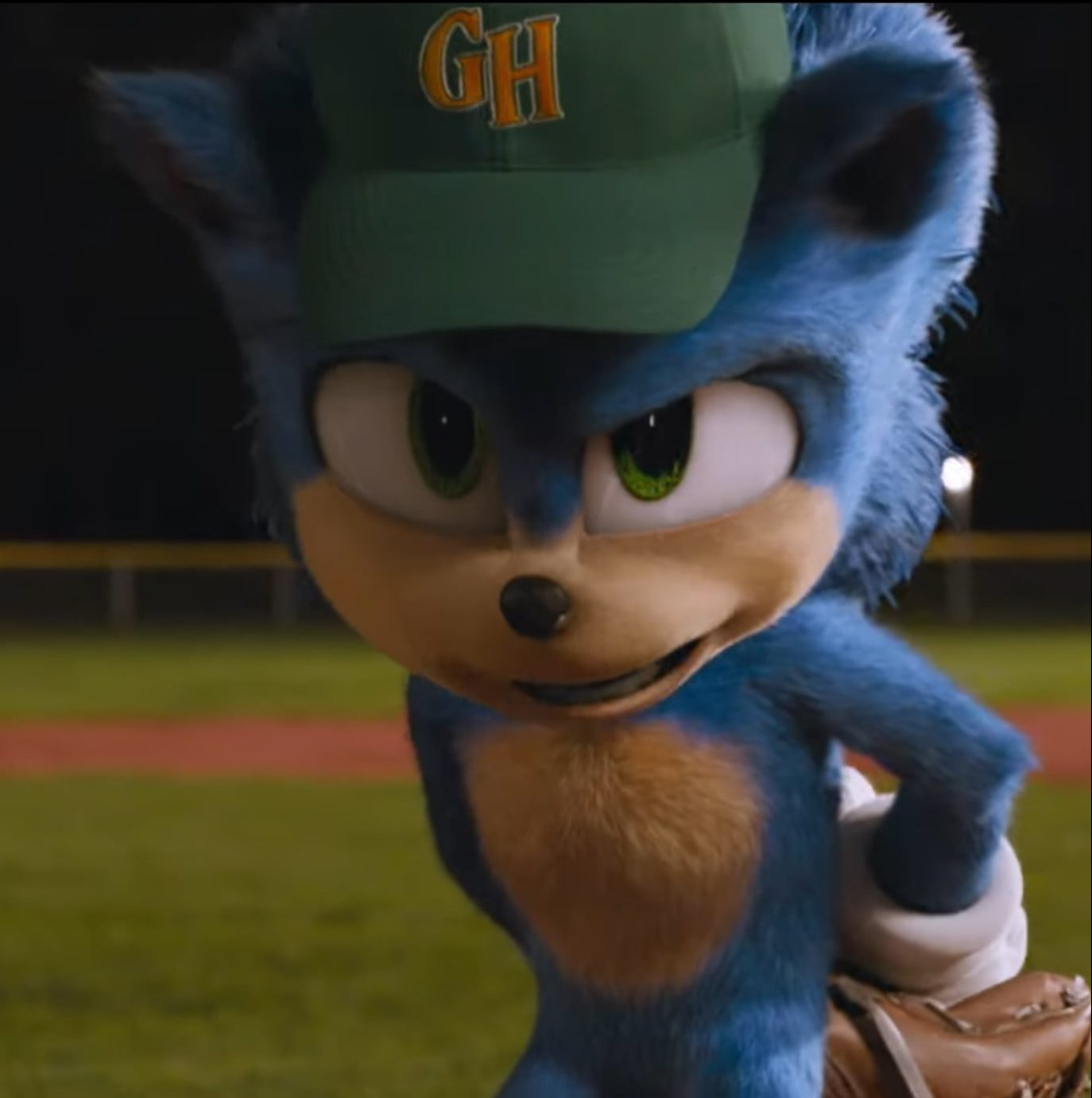 sonic playing baseball e1584014631371 10 Things The Sonic Movie Gets Wrong About The Games - And 10 Things It Gets Right