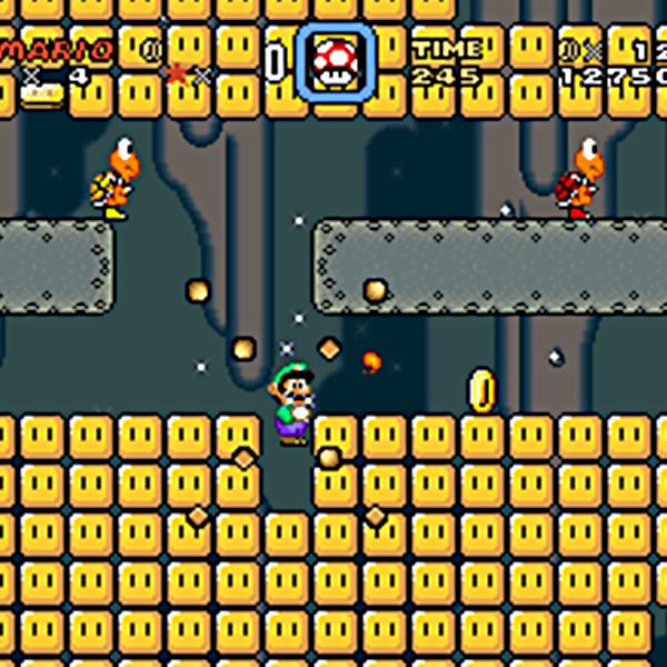 spinjump1 20 Reasons Why Super Mario World Has Aged Better Than Super Mario Bros. 3