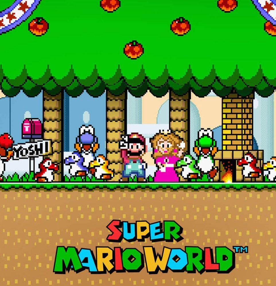 super mario world speedrun blindfolded 1 e1581072531293 20 Reasons Why Super Mario World Has Aged Better Than Super Mario Bros. 3
