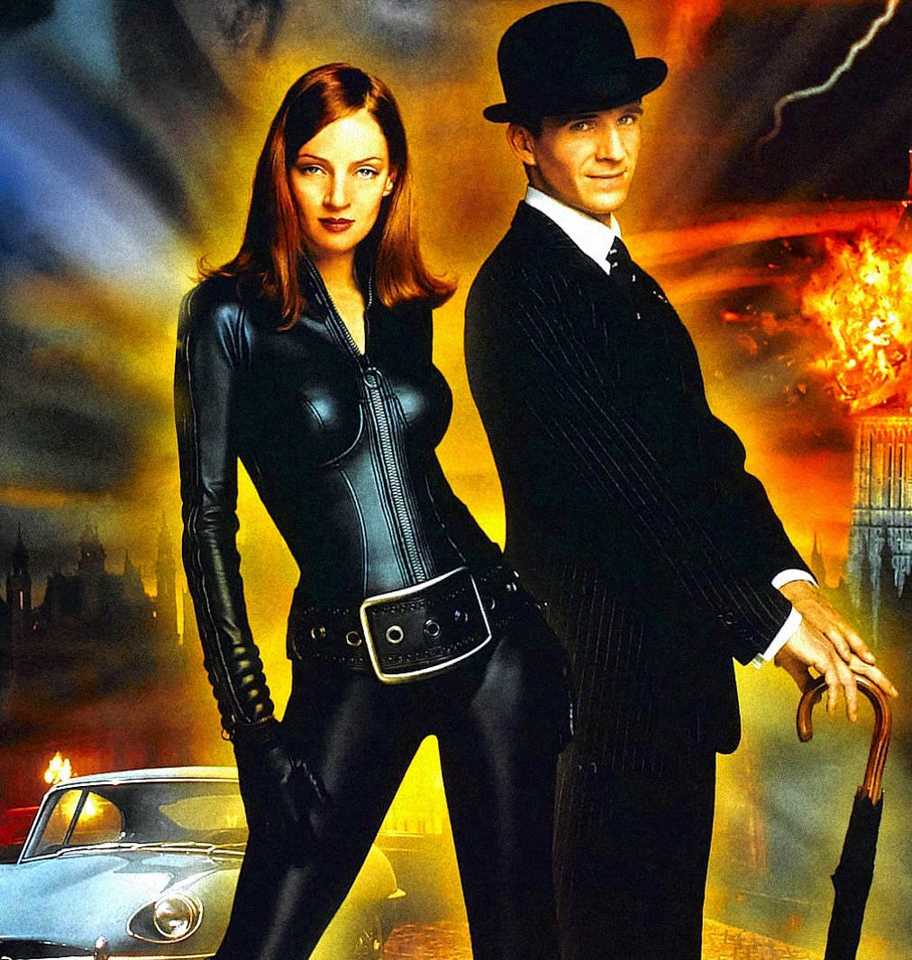 the avengers 1998 e1582295178935 20 TV-To-Movie Adaptations That Were Nothing Like The Series They Were Based On