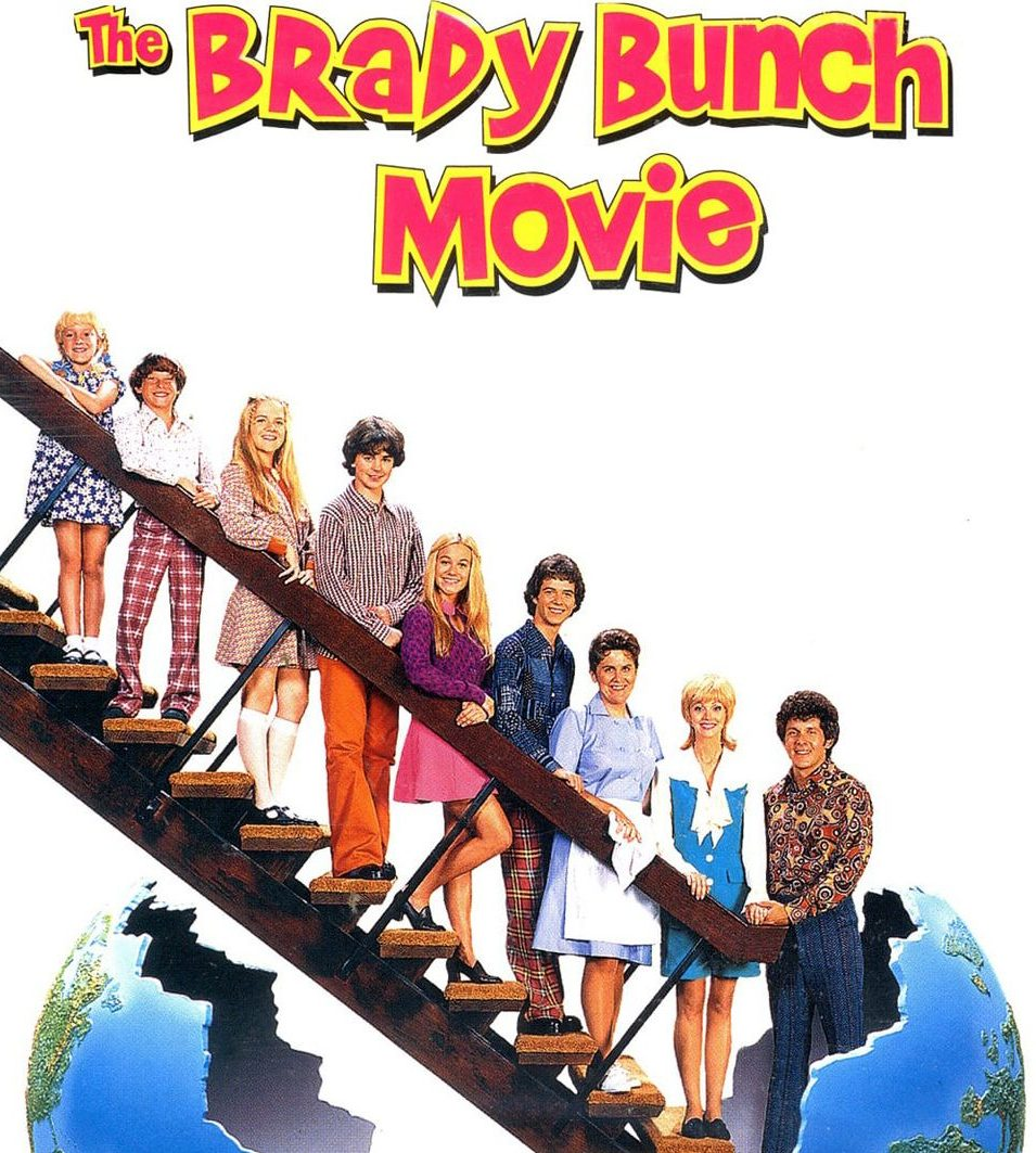 the brady bunch movie 5cddcf3c37706 e1582287592151 20 TV-To-Movie Adaptations That Were Nothing Like The Series They Were Based On