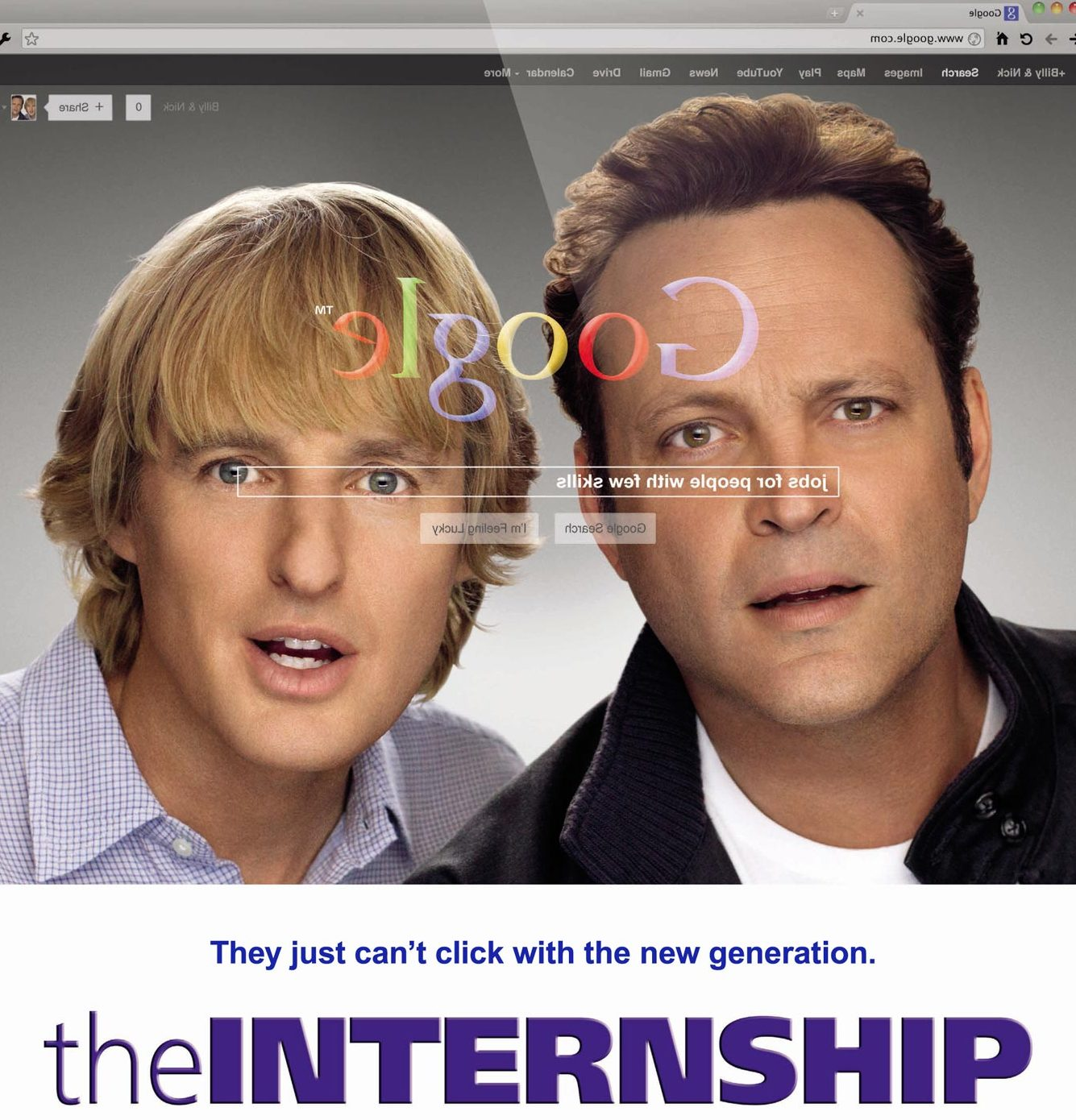 the internship poster e1581946096432 20 Movies That Are Basically Glorified Product Placement