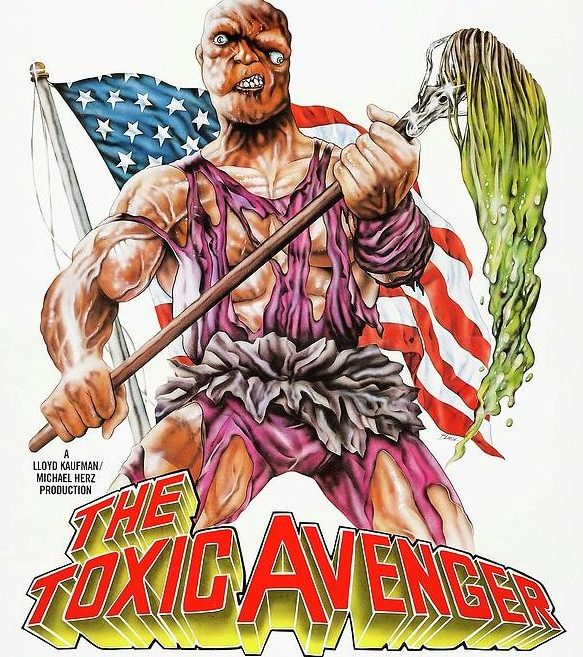 the toxic avenger 1984 album e1581934167509 20 Superhero Movies That Were Made For Adults Only
