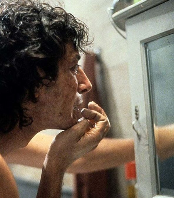 the fly jeff goldblum mirror hero e1583157323304 10 Remakes Even Better Than The Original - And 10 That Disappointed