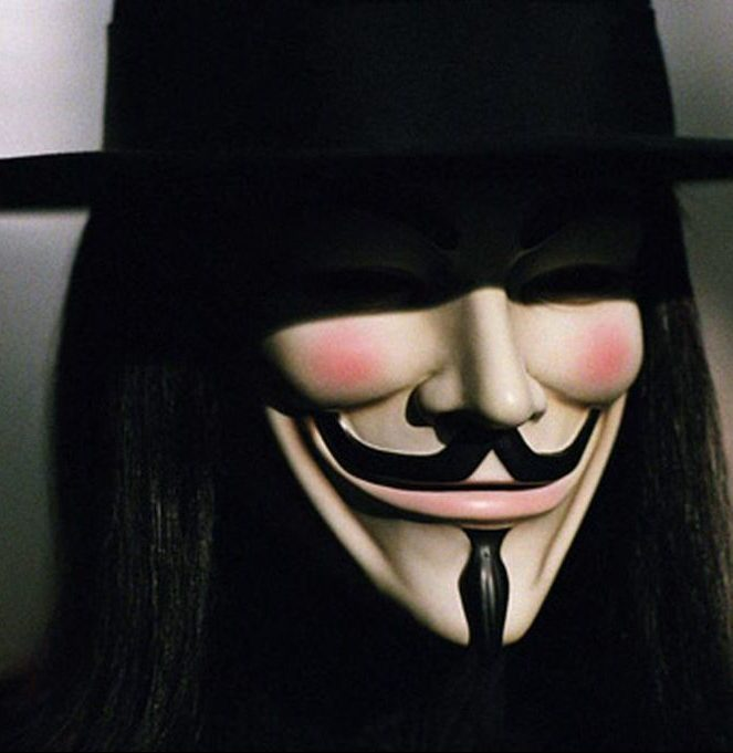 v for vendetta e1581692441482 20 Superhero Movies That Were Made For Adults Only