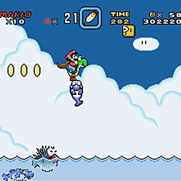 vanilla1 20 Reasons Why Super Mario World Has Aged Better Than Super Mario Bros. 3