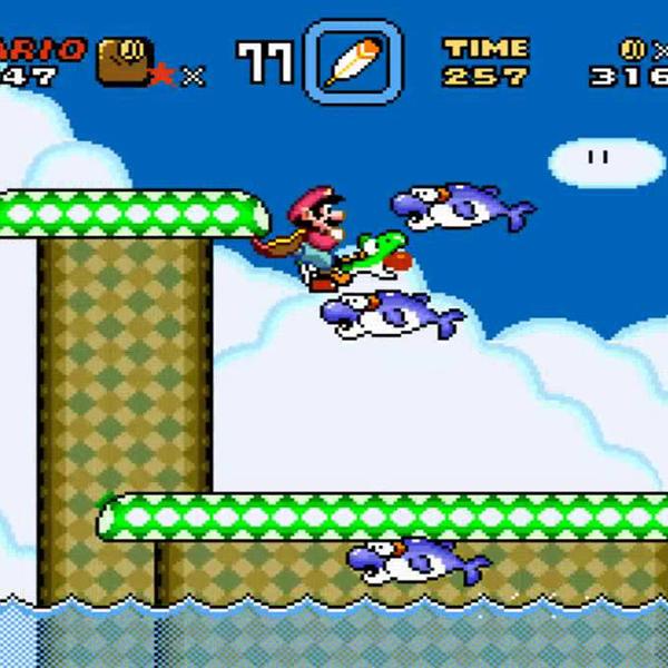 vanilla2 20 Reasons Why Super Mario World Has Aged Better Than Super Mario Bros. 3