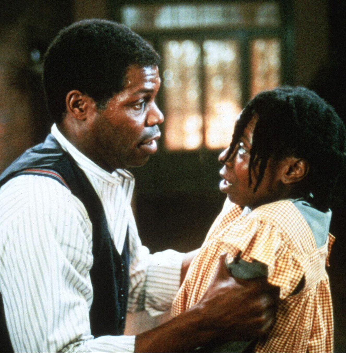 whoopi goldberg and danny glover in the color purple e1582545635272 20 Barnstorming Facts You Never Knew About Witness