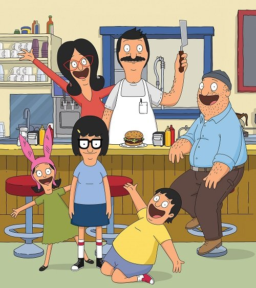 01 H Jon Benjamin Archer Bobs Burgers GQ October 101119 20 Of The Weirdest TV Crossovers Ever