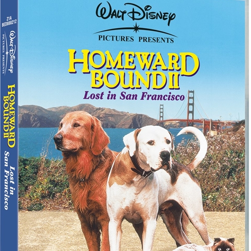 1 13 10 Heartwarming Facts About 1993's Homeward Bound: The Incredible Journey