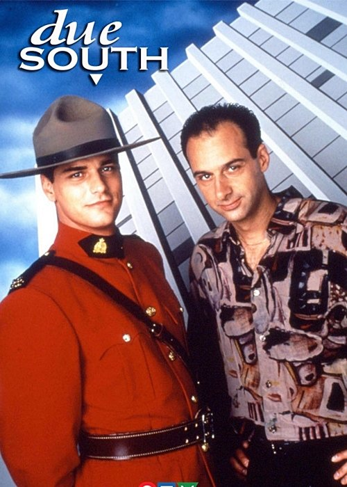 1 15 Remember Due South? Here's What Fraser and Vecchio Look Like Now!