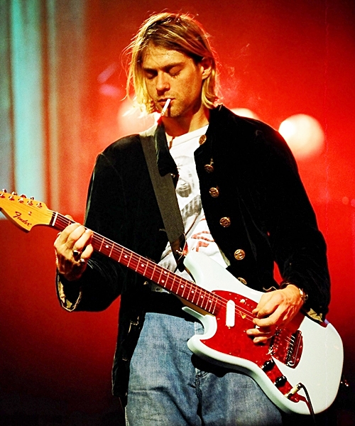 1 5 10 Fascinating Facts About The Late Kurt Cobain