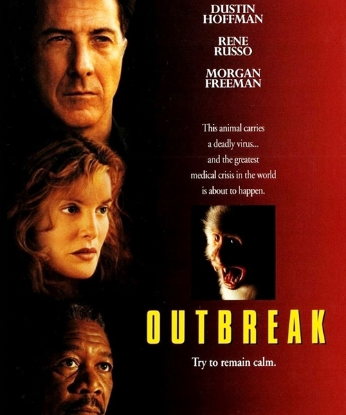 1 54 8 Fascinating Facts About The Scarily Topical 1995 Film Outbreak