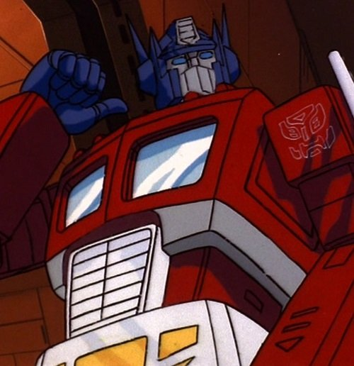 1529599584 optimus prime 8 20 Cartoons That Prove The 1980s Was The Greatest Decade