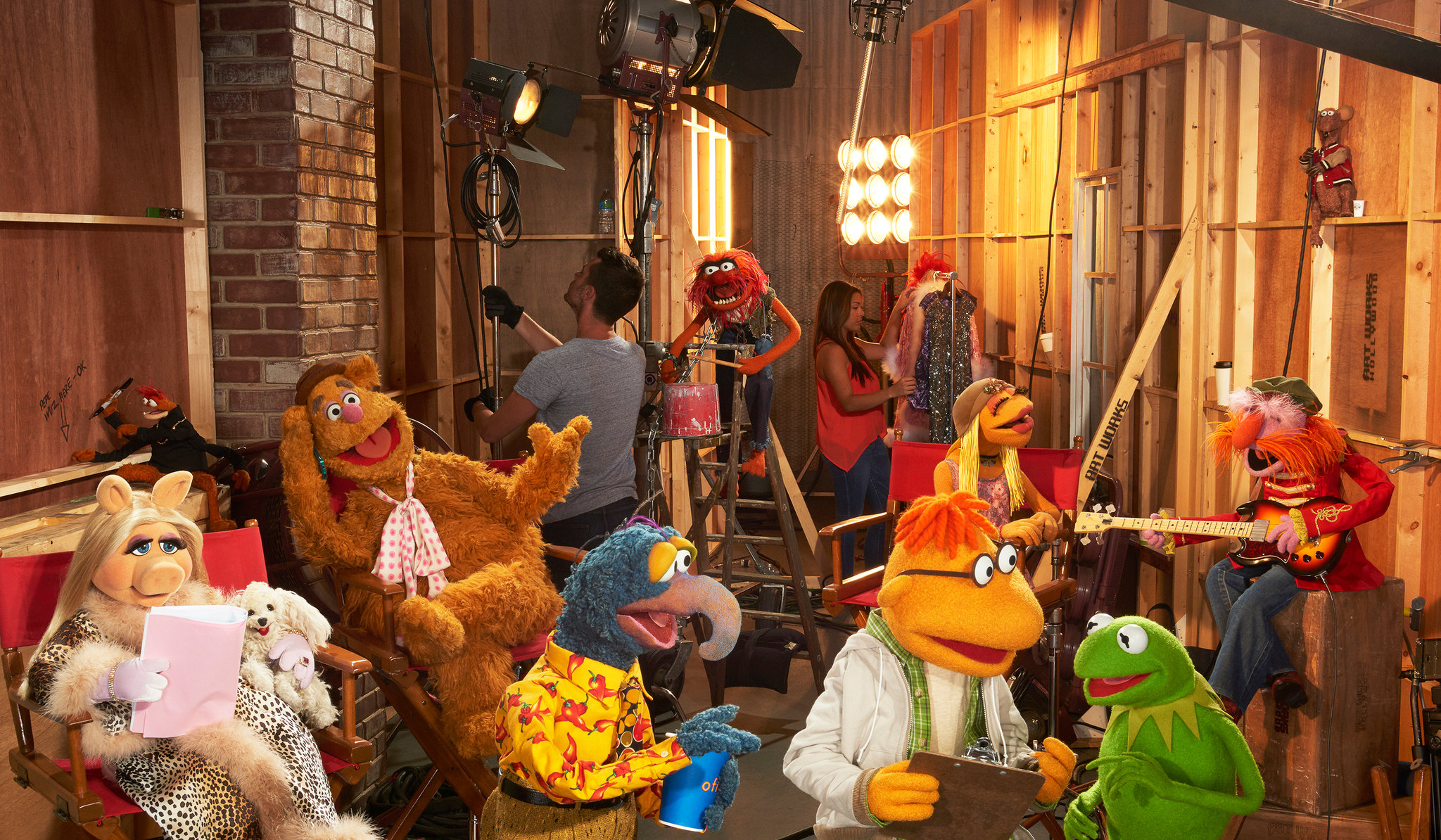 15c The Muppets: The Adult Origins Of 'Mahna Mahna' And More Things You Didn't Know