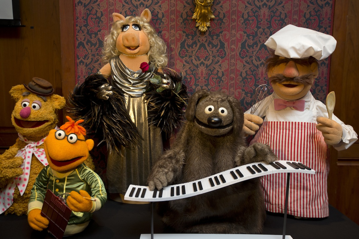 16c The Muppets: The Adult Origins Of 'Mahna Mahna' And More Things You Didn't Know