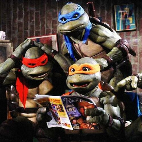 3 32 Cowabunga! It's 10 Bodacious Facts About The 1990 Teenage Mutant Ninja Turtles Film!