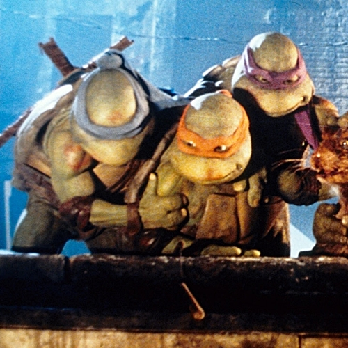4 35 Cowabunga! It's 10 Bodacious Facts About The 1990 Teenage Mutant Ninja Turtles Film!